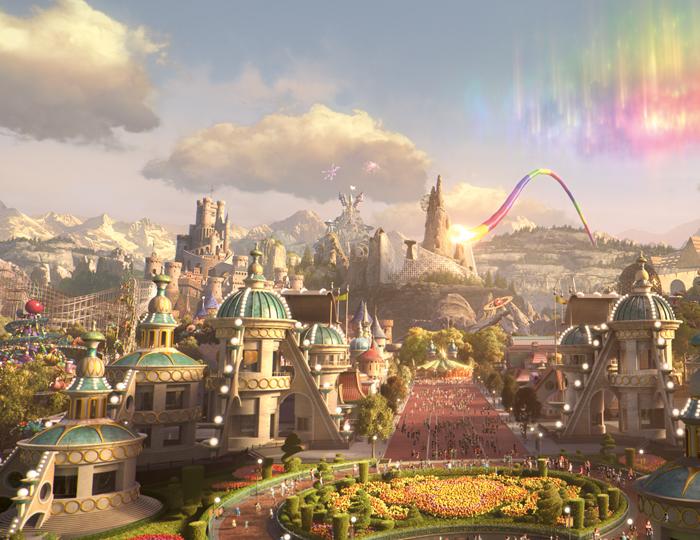 Film: reise in die Fantasie
