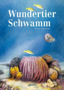Wundertier Schwamm Cover