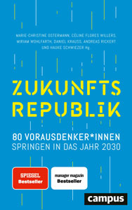 Buchcover: Zukunftsrepublik