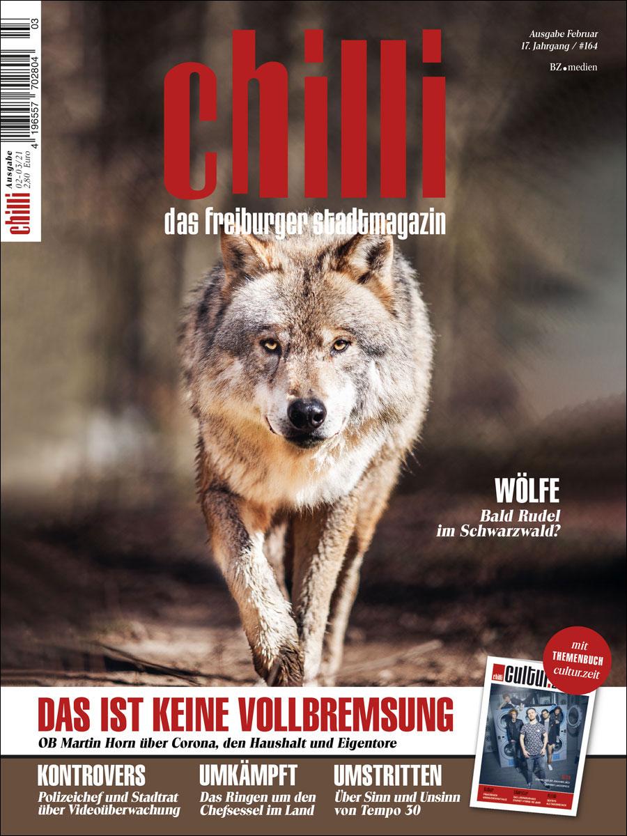 chilli Ausgabe Februar 2021 cover