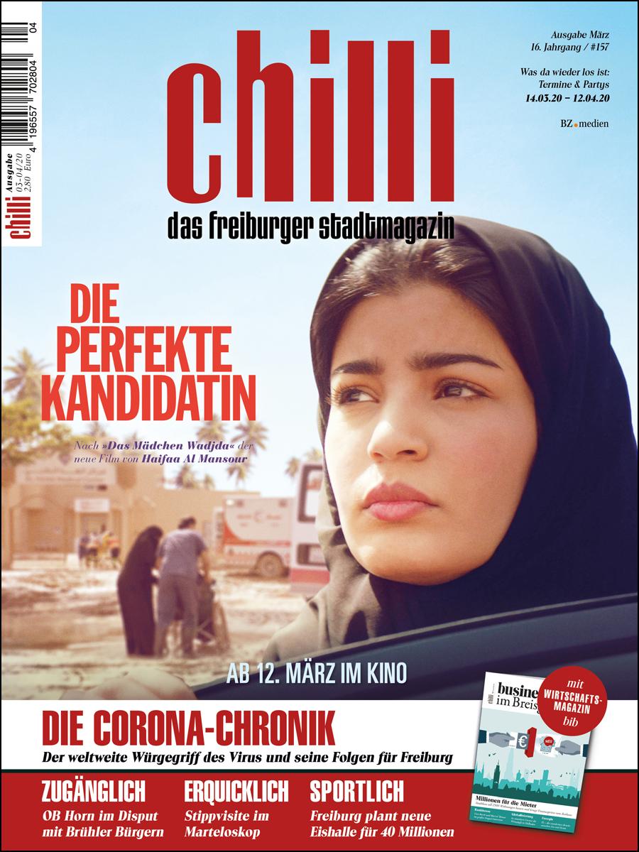 chilli Ausgabe März 2020 cover