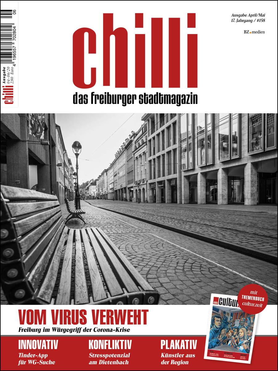 chilli Ausgabe April/Mai 2020 cover