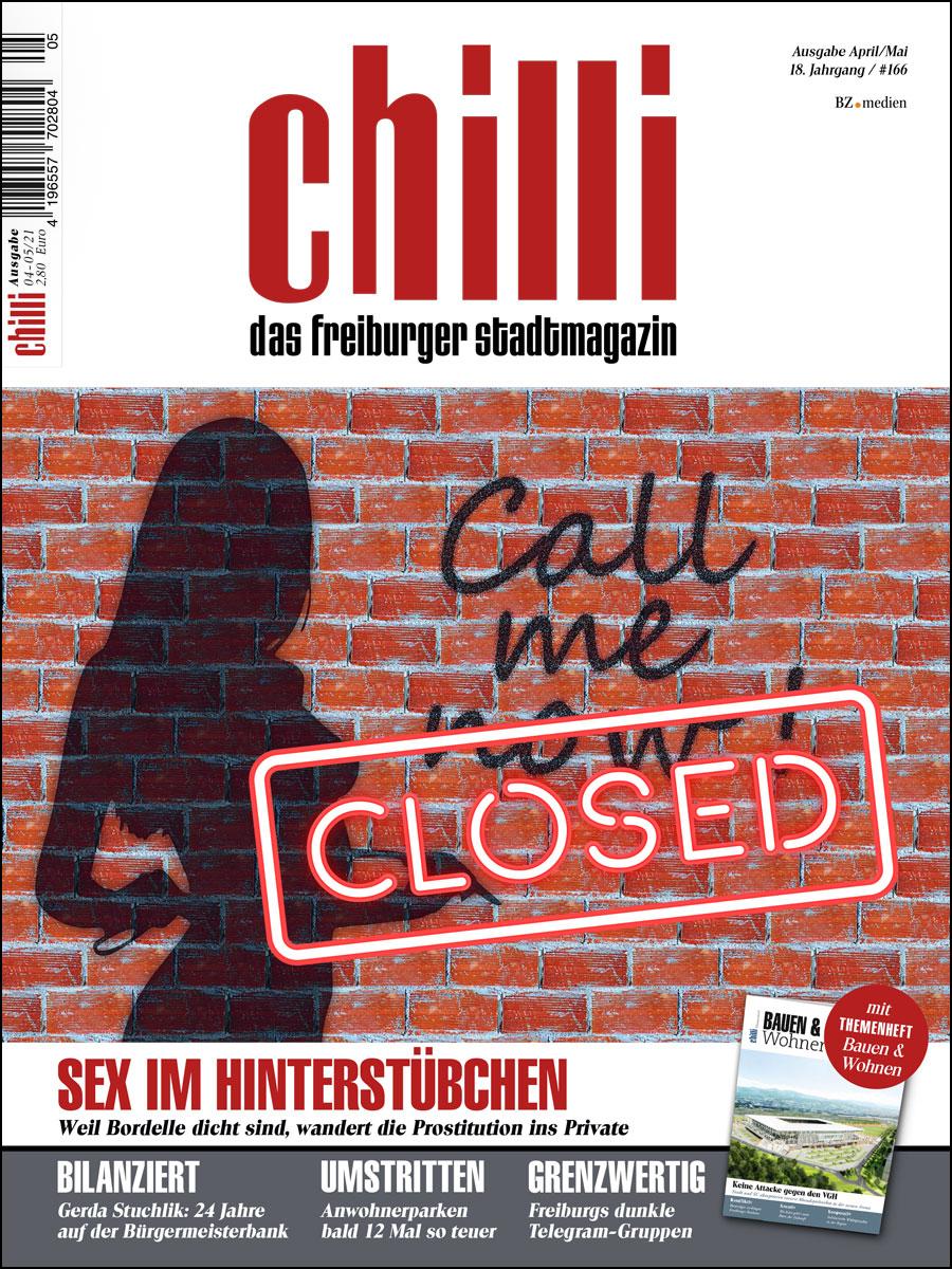 chilli Ausgabe April/Mai 2021 cover