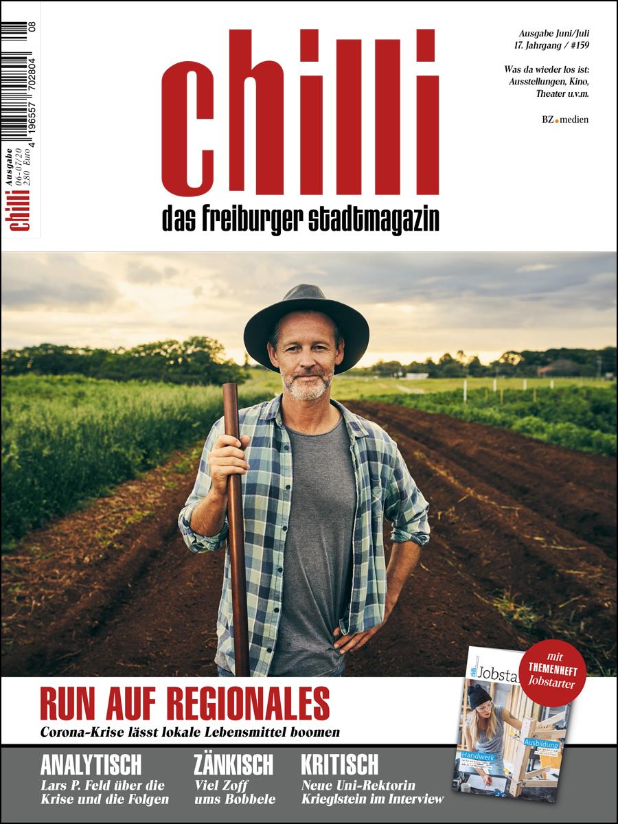 chilli Ausgabe Juni/Juli 2020 cover