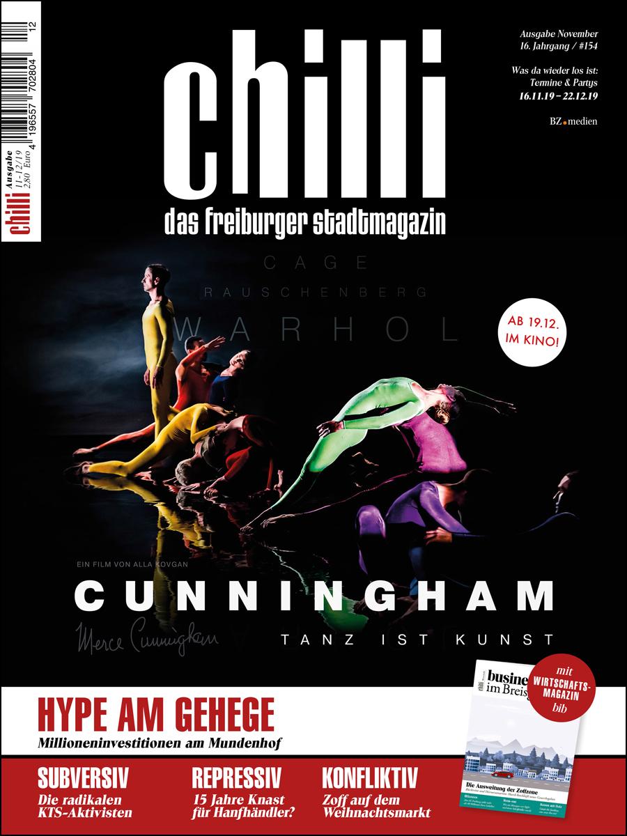 chilli Ausgabe November 2019