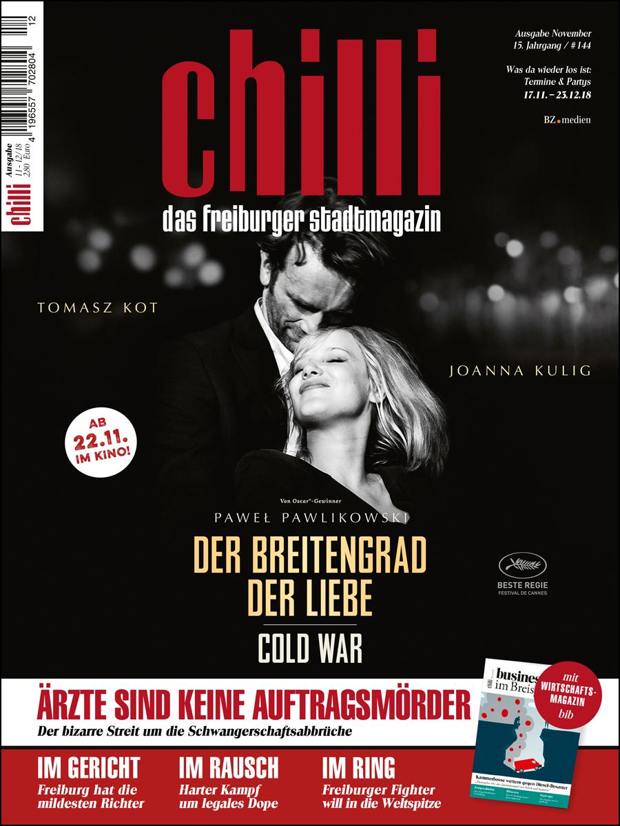 Ausgabe November 2018