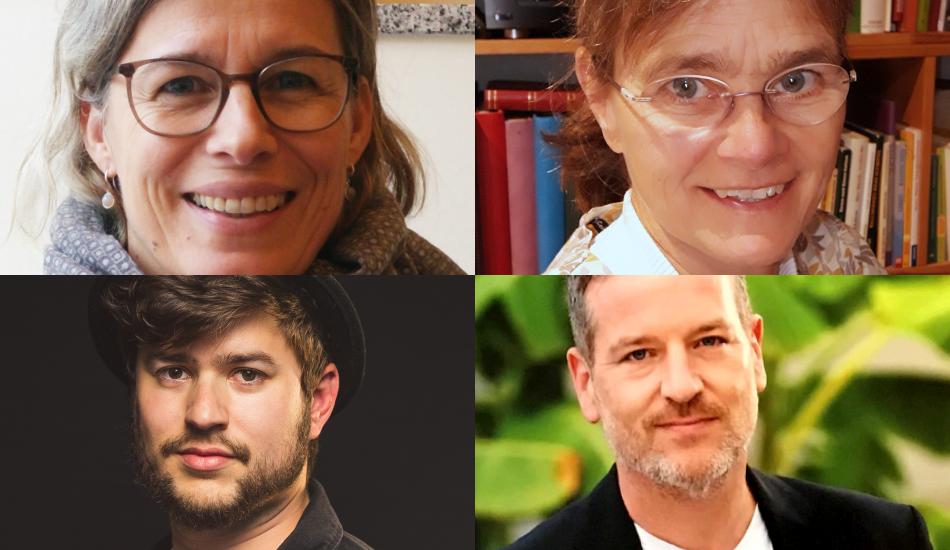 Das sind Freiburgs Lehrer des Jahres 2020 Ulla Jäger, Johannes Stang, Dirk Philippi, Judith Jahnke