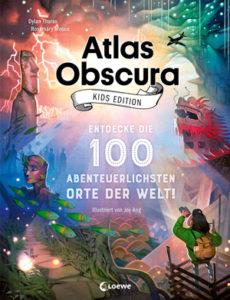 Buchcover Atlas Obscura