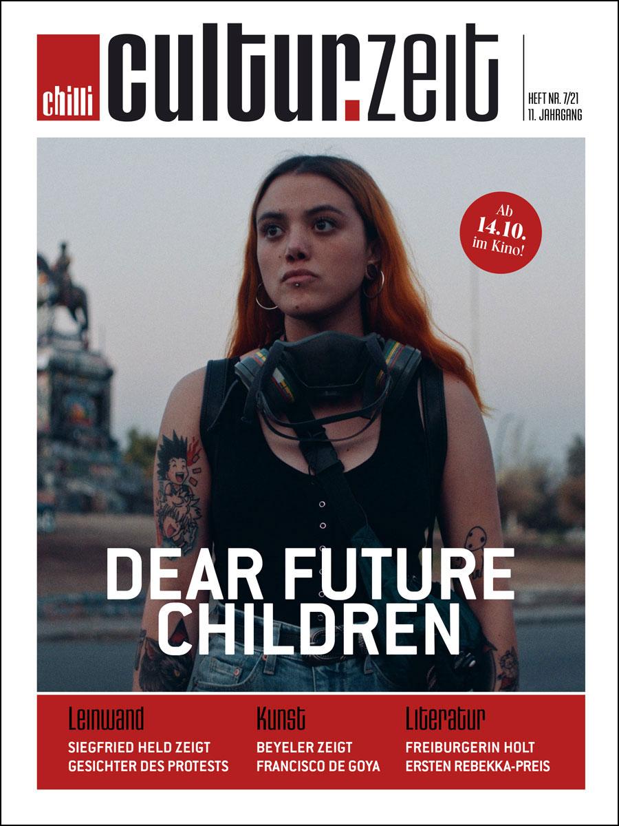 Culturzeit Ausgabe Oktober 2021 cover