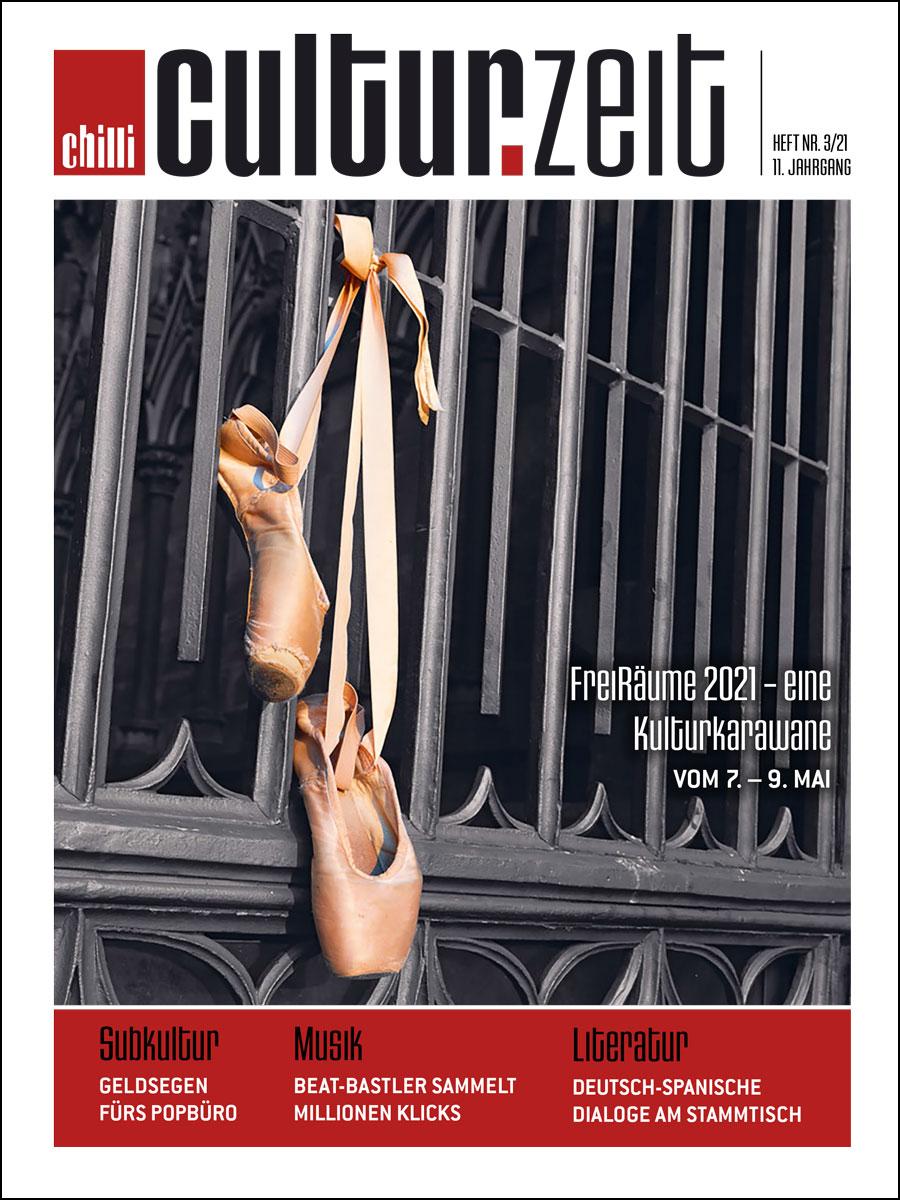 Culturzeit Ausgabe April/Mai 2021 cover