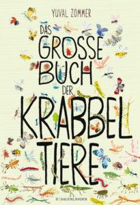 Buchcover: Das grosse Buch der Krabbeltiere