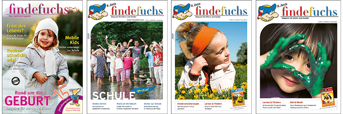 Cover findefuchs 2005-2008