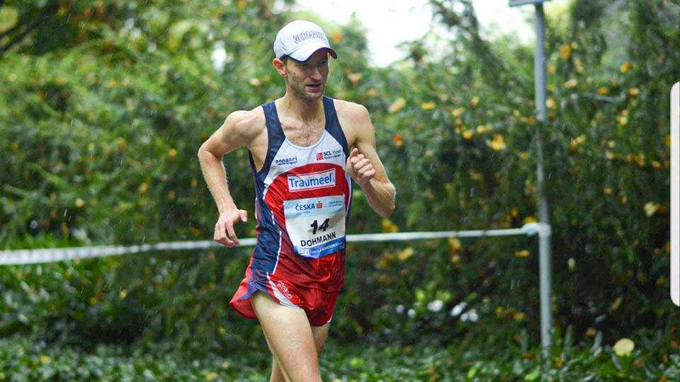 Athlet: Carl Dohmann