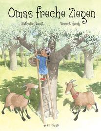 Buch: Omas freche Ziegen