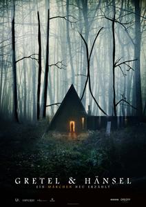 Gretel & Hänsel Filmcover