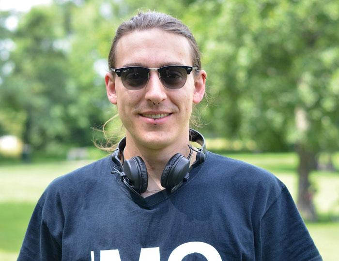 DJ Johannes Lutz