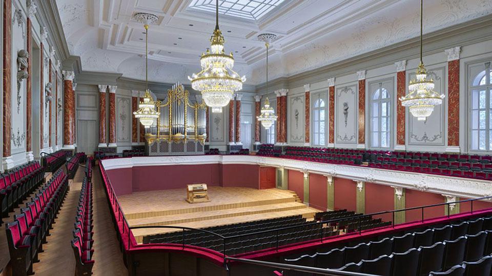 Der Musiksaal