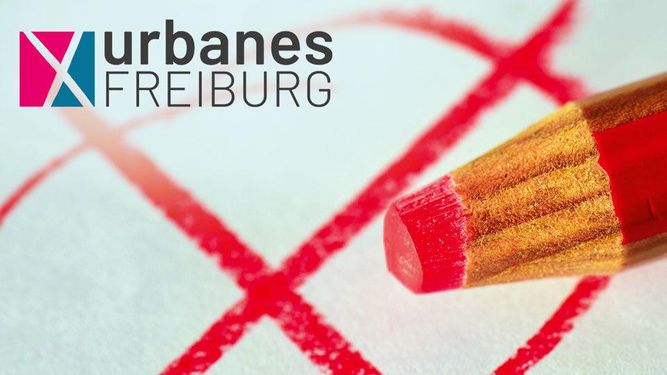 Urbanes Freiburg