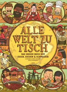 Cover: Alle Welt zu Tisch