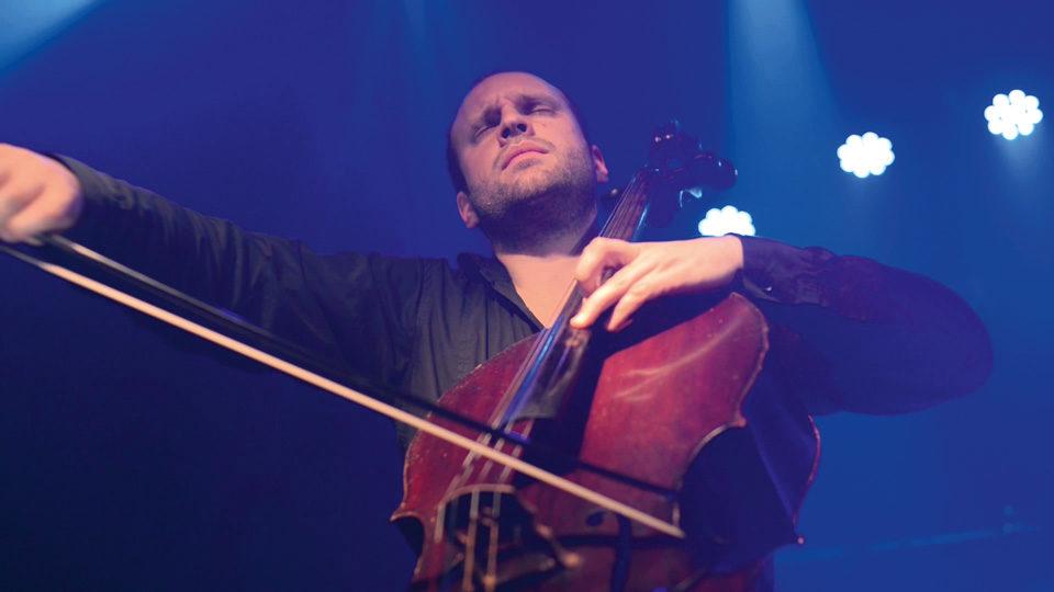 Cellist Daniel Fritzsche